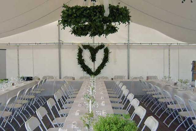 Bröllopstält Dala Partytält i alla väder!